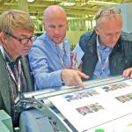 Prosjektgruppe arbeider for å få digital bokproduksjon på rask baneinkjet i Norge