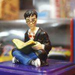 «Accio bøker!» Harry Potter gjør en innsats for leseferdigheter