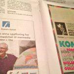 Annonsekjøp flyttes fra papir i høyt tempo
