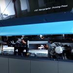 Landa på Drupa: S10-pressen i B1-format trykker 13.000 ark i timen