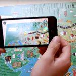 Barnebøker som interagerer med digitalt innhold