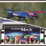 Trykkeri og dronefirma samarbeider om luftfoto